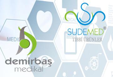 Demirbaş Medikal Sudemed Tıbbi Ürünler Bir Demirbaş Medikal A.Ş. Markasıdır.